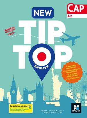 New TIP TOP English CAP 2019 - foucher - 9782216153503 -