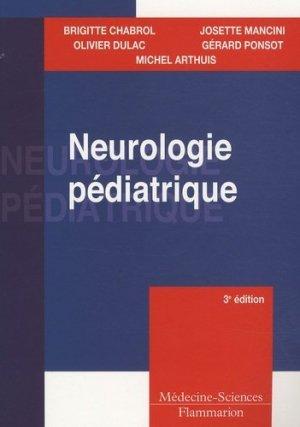 Neurologie pédiatrique - lavoisier msp - 9782257000309