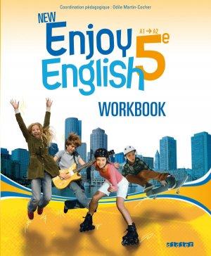 New Enjoy English 5e : Workbook - Didier - 9782278073221 -