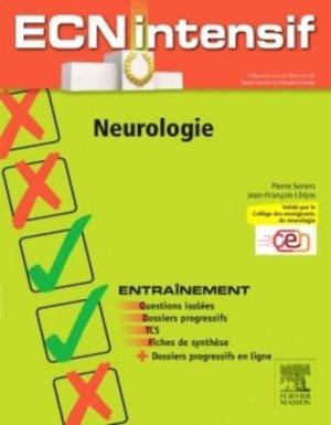 Neurologie-elsevier / masson-9782294724800