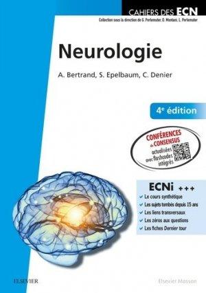 Neurologie - elsevier / masson - 9782294749544 -
