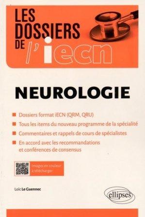 Neurologie - ellipses - 9782340007444 -