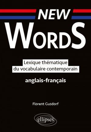 New Words - ellipses - 9782340032224 -