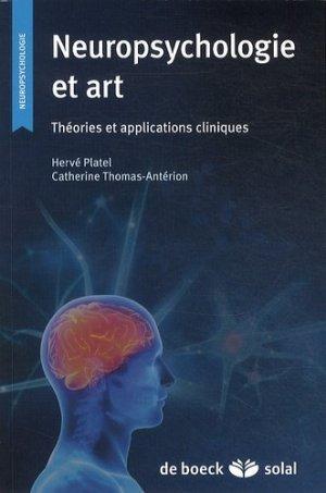 Neuropsychologie et art - de boeck superieur - 9782353272662
