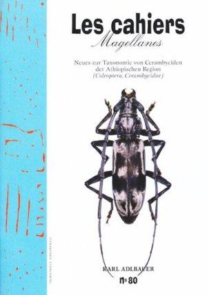 Neues zur Taxonomie von Cerambyciden der Athiopischen Region - magellanes - 9782353870295 -