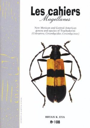 New Mexican and Central American genera and species of Trachyderini - magellanes - 9782353870653 -