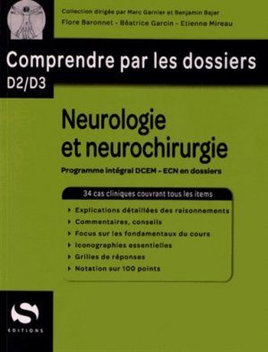 Neurologie et neurochirurgie - s editions - 9782356400598 -