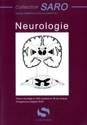 Neurologie - s editions - 9782356402004 -
