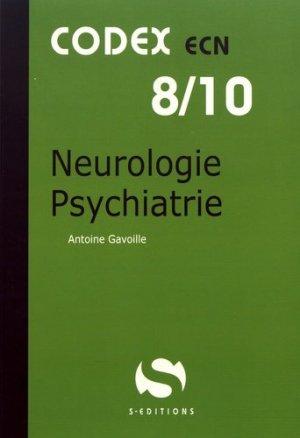 Neurologie - Psychiatrie - s editions - 9782356401809 -