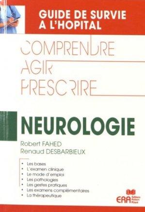 Neurologie - era grego - 9782371811072 -