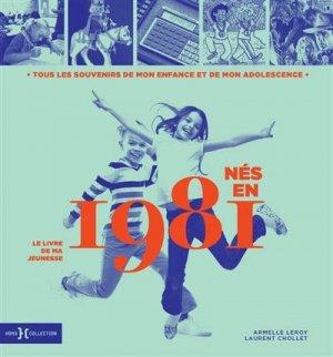 Nés en 1981 - Hors Collection - 9782701402468 -