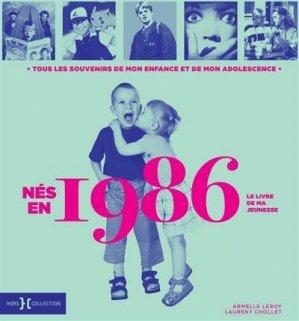 Né en 1986, le livre de ma jeunesse - Hors Collection - 9782701402628 -