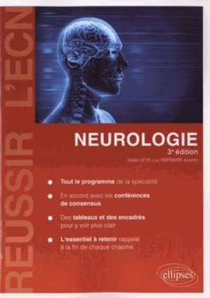 Neurologie - ellipses - 9782729874001 -