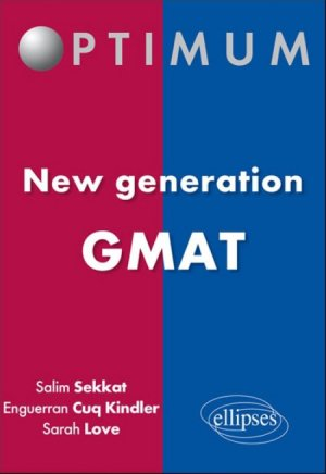 New Generation GMAT - ellipses - 9782729876494 -