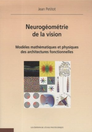 Neurogéométrie de la vision - ecole polytechnique - 9782730215077 -