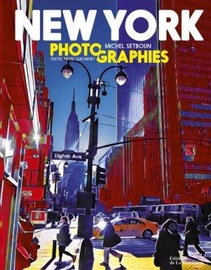New York photographies - de la martiniere - 9782732488868 -