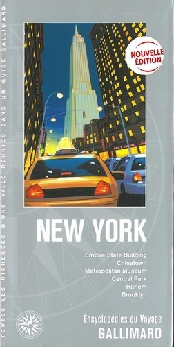 New York - gallimard - 9782742457786 -