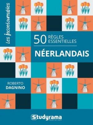 Néerlandais - studyrama - 9782759042913 -