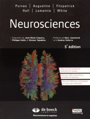 Neurosciences - de boeck superieur - 9782807300026 -