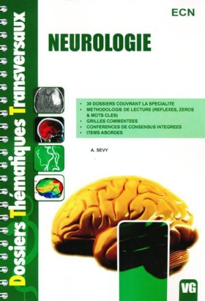 Neurologie - vernazobres grego - 9782818300183 -