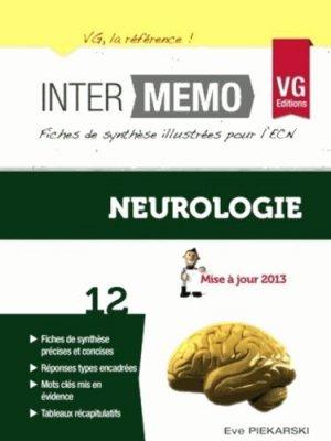 Neurologie - vernazobres grego - 9782818308301