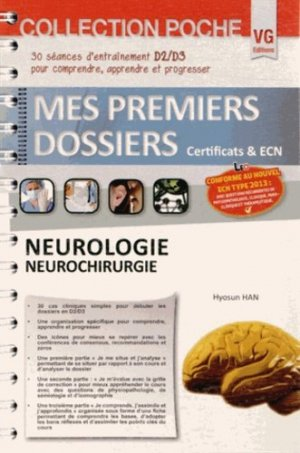 Neurologie Neurochirurgie - vernazobres grego - 9782818309278 -