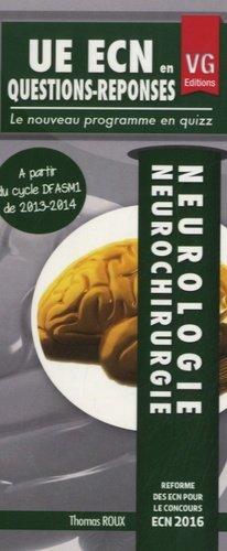 Neurologie neurochirurgie - vernazobres grego - 9782818310991 -