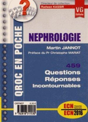 Néphrologie - vernazobres grego - 9782818311530