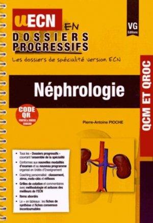 Néphrologie - vernazobres grego - 9782818312704 -