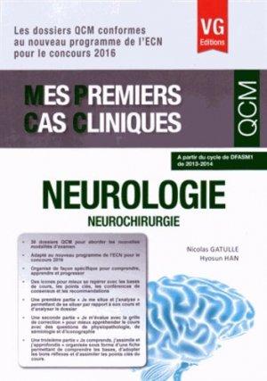 Neurologie - vernazobres grego - 9782818313244 -