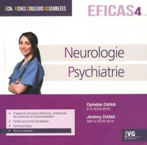 Neurologie, psychiatrie - vernazobres grego - 9782818317181 -