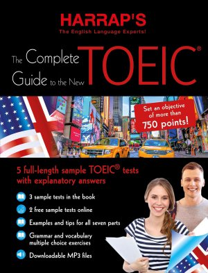 The complete guide to the New Toeic - harrap's - 9782818707166