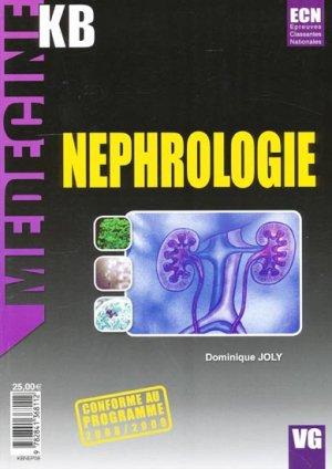 Néphrologie - vernazobres grego - 9782841368112 -