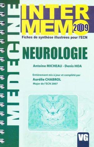 Neurologie - vernazobres grego - 9782841368563 -
