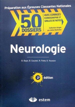 Neurologie - estem - 9782843714795 -