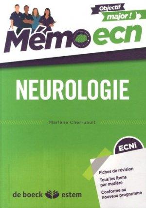 Neurologie - estem - 9782843717635 -