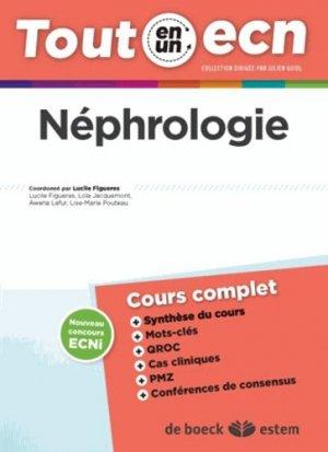Néphrologie - estem - 9782843717840 -