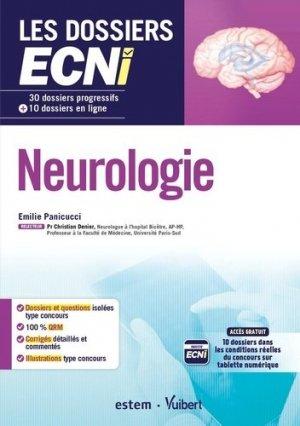 Neurologie - estem / vuibert - 9782843718519 -