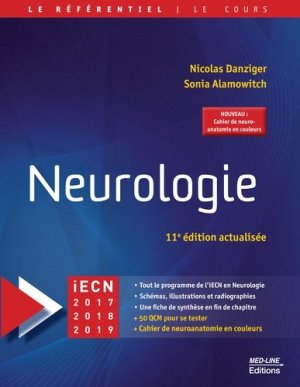 Neurologie - med-line - 9782846781886 -