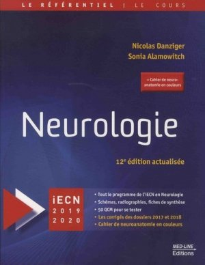 Neurologie - med-line - 9782846782326 -