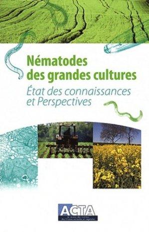 Nématodes des grandes cultures - acta - 9782857942658 -