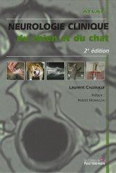 Neurologie clinique du chien et du chat - du point veterinaire - 9782863262559 -