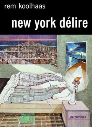 New York délire - parentheses - 9782863640876 -