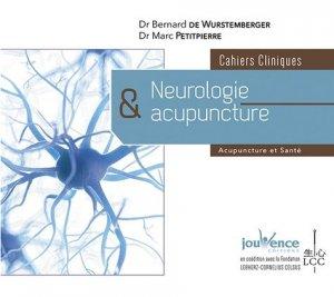 Neurologie et acupuncture - jouvence - 9782889532568 -