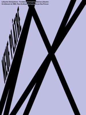Neuf Plâtre : un bâtiment de OMA-Rem Koolhaas - lafayette anticipations - 9782956303206 -