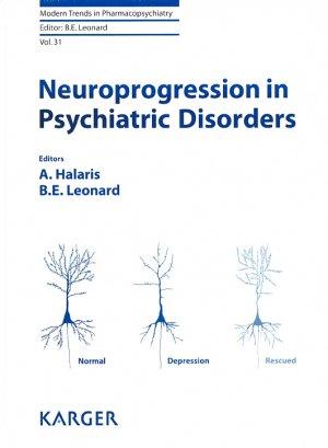 Neuroprogression in Psychiatric disorders - karger - 9783318060508 -