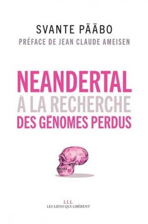 Néandertal - les liens qui liberent - 9791020903211 -