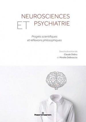 Neurosciences et psychiatrie - hermann - 9791037002099 -