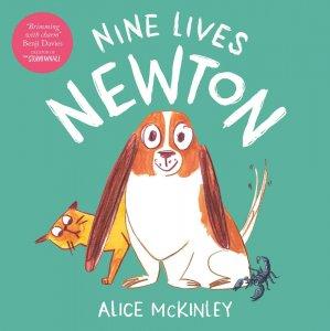 Nine Lives Newton - simon and schuster - 9781471181184 -