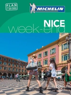 Nice - Michelin Editions des Voyages - 9782067208254 -